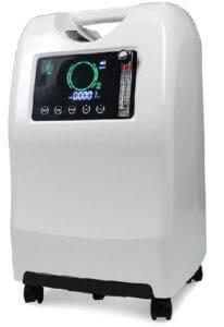concentratore di ossigeno da 10 litri